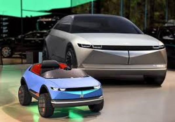 (هيونداي) تطلق أصغر سيارة كهربائية