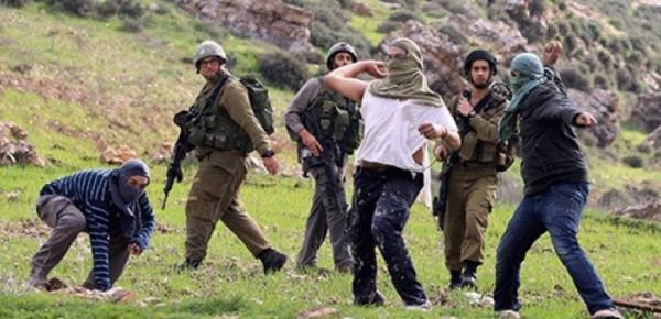 فلسطيني من نابلس يتقدم بدعوى للقضاء الفلسطيني ضد مستوطنين يتهمهم بهدم منزله
