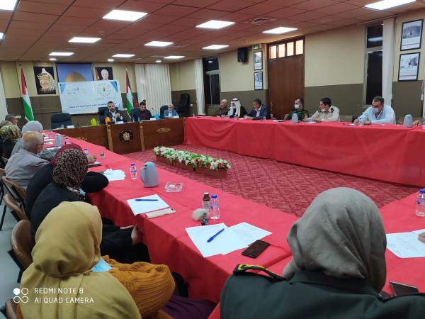 """مركز """"شمس"""" ينظم ورشة عمل حول الطرق الرسمية البديلة لحل النزاعات في طولكرم"""