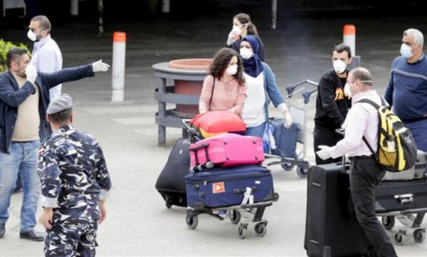 لبنان: تسجيل ارتفاع كبير بعدد الإصابات اليومية بفيروس (كورونا)