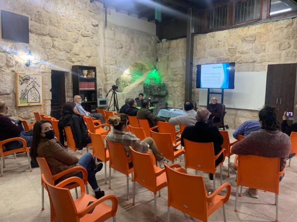 التنوع البشري في فلسطين.. موضوع محاضرة ثقافية في بيت ساحور