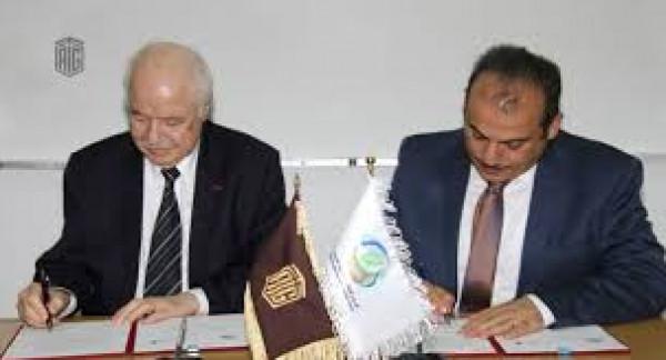 """اتفاقية تعاون لإنشاء مركز """"أبوغزاله للمعرفة"""" في مقر محافظة جرش"""