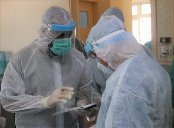 طالع: تحديث للخريطة الوبائية لانتشار وباء (كورونا) في محافظة غزة لليوم السبت