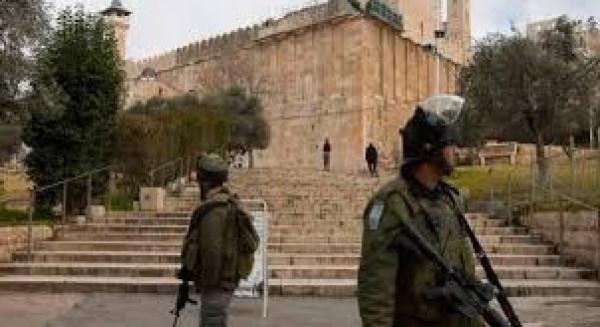 مشاريع التهويد تنهش المسجد الإبراهيمي