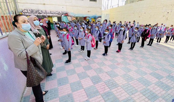الخليل: قرار بتمديد إغلاق مدرستين في مدينة دورا