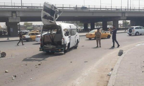 هجوم يودي بمقتل وإصابة ثمانية أشخاص بينهم ضابطان شمالي العراق