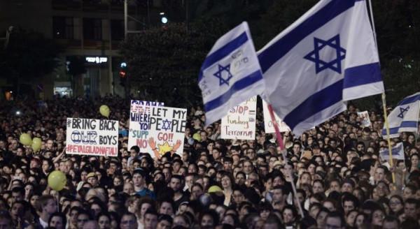 للأسبوع الـ 22: آلاف الإسرائيليين يتظاهرون للمطالبة باستقالة نتنياهو
