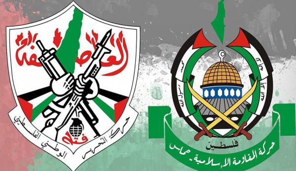حماس تتهم فتح بتخريب مسار المصالحة والرجوب يُدافع عن حركته