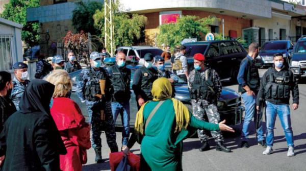 الكشف عن تفاصيل هروب سجناء (بعبدا) في لبنان
