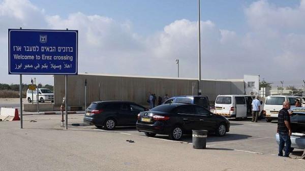 """""""المعابر والحدود"""" بغزة تكشف حركة تنقل القادمين والمغادرين عبر (معبر بيت حانون)"""