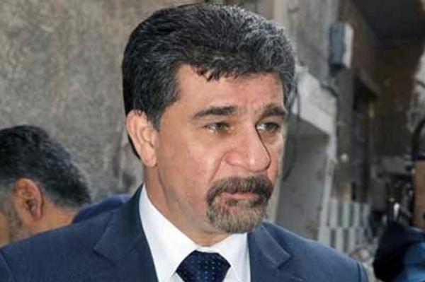 السفير أنور عبد الهادي يطلع محمود عمر على آخر المستجدات السياسية في فلسطين