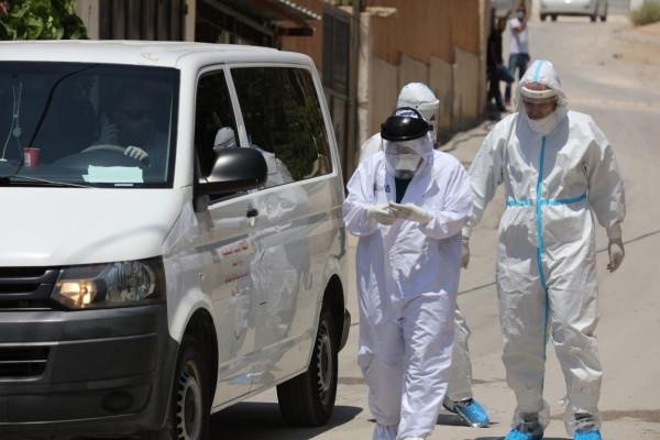 قلقيلية: 56 إصابة جديدة بفيروس (كورونا) من المخالطين