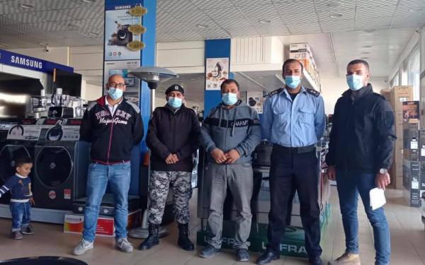 الخليل: لجان السلامة تُوجه تنبيهاً شديداً لـ 5 منشآت غير ملتزمة