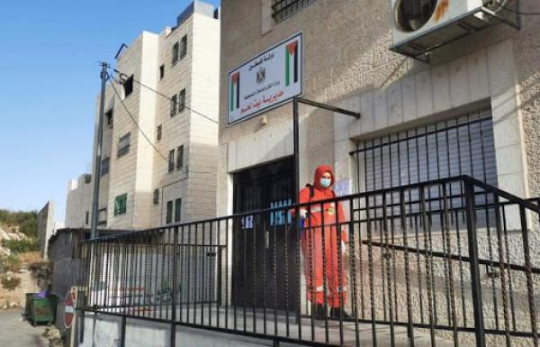 محافظ بيت لحم يقرر إغلاق مديرية النقل والمواصلات بسبب (كورونا)