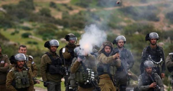إصابات بقمع الاحتلال مسيرة في الأغوار مناهضة للاستيطان