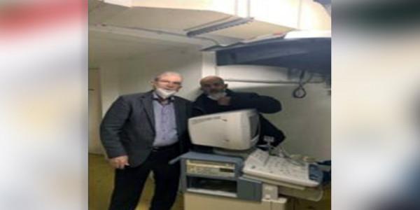 تقديم أجهزة وتبرعات طبية لمخيمات الجنوب بلبنان بالتنسيق مع الهلال الأحمر الفلسطيني