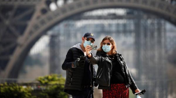 فرنسا: تسجيل 384 وفاة بفيروس (كورونا) خلال 24 ساعة الماضية