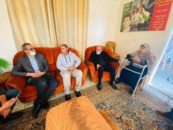 أبو بكر: الوفاء لأسرانا وعائلاتهم لن تغيره ضغوطات وتهديدات أمريكا وإسرائيل
