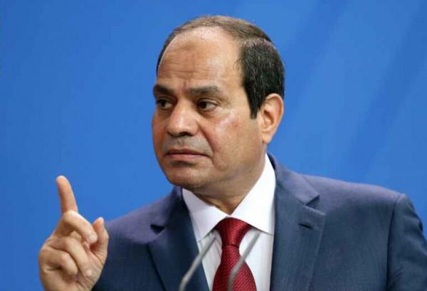 السيسي: أمن الخليج مرتبط بأمن مصر