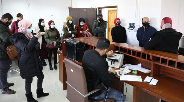 سلطة النقد تعقد دورة تدريبية للصحفيين الاقتصاديين حول نظام الشيكات والمقاصة الإلكترونية