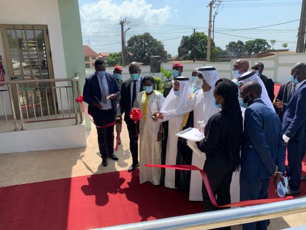 صندوق أبوظبي للتنمية يعزز من كفاءة قطاع الطاقة في غينيا بقيمة 68 مليون درهم