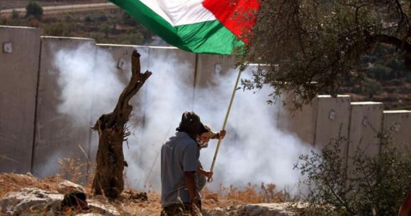 إصابات خلال قمع الاحتلال مسيرات مناهضة للاستيطان في الضفة