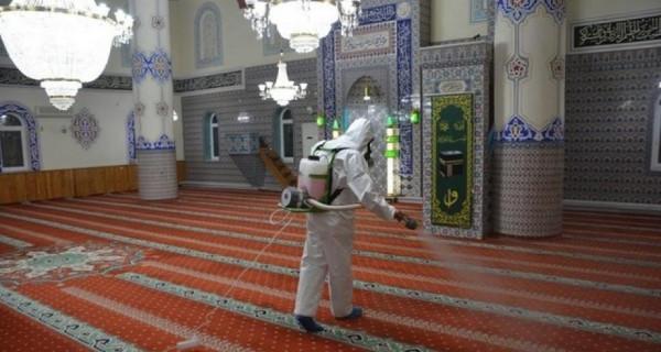 الأوقاف تُغلق خمسة مساجد بمحافظات غزة وخانيونس والوسطى