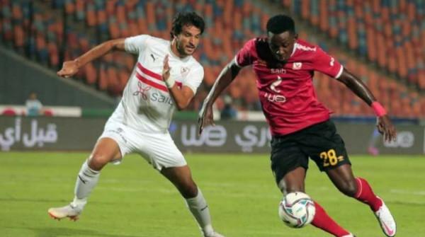 شاهد: الاهلي يتوج ببطولة دوري أبطال أفريقيا بفوزه على الزمالك بهدفين لهدف