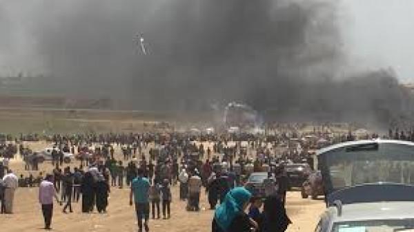 (حرية): الاحتلال يُمعِن في استخدام القوة المفرطة ضد المدنيين الفلسطينيين