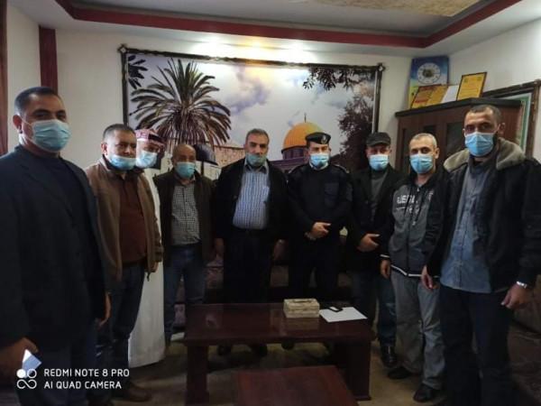 عضو لجنة القوى الوطنية والإسلامية: اتفقنا مع المحافظة الوسطى على التعاون بمواجهة (كورونا)
