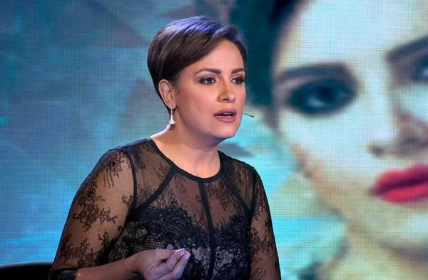 ريهام عبد الغفور: أنا تعرضت للخيانة الزوجية وتهددت بالقتل