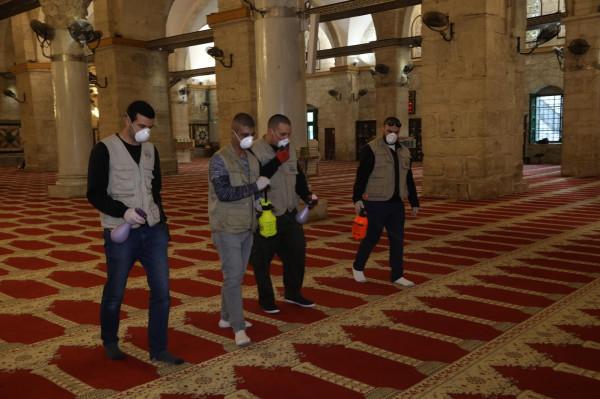 الأوقاف بغزة تُغلق مسجد الياسين بمعسكر جباليا حتى إشعار آخر