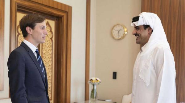 موقع أمريكي: كوشنر يتوجه للسعودية وقطر بمحاولة أخيرة لحل الأزمة الخليجية