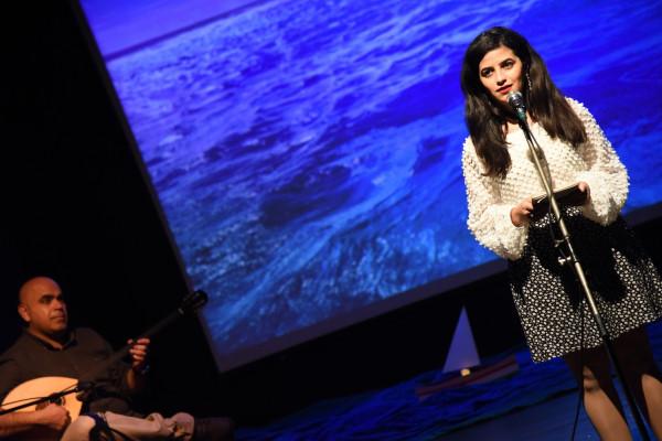 """مسرح """"عشتار"""" ينظم أمسية فنية احتفاءً باليوم العالمي للتضامن مع شعبنا"""