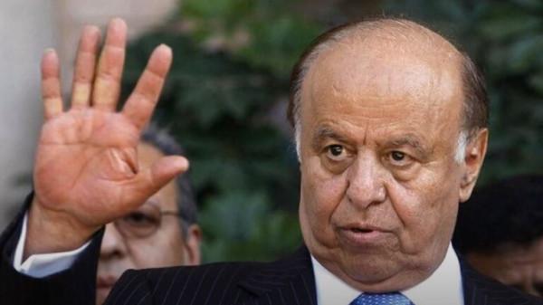 الرئيس اليمني: عازمون على إنهاء المشروع الانقلابي للحوثيين