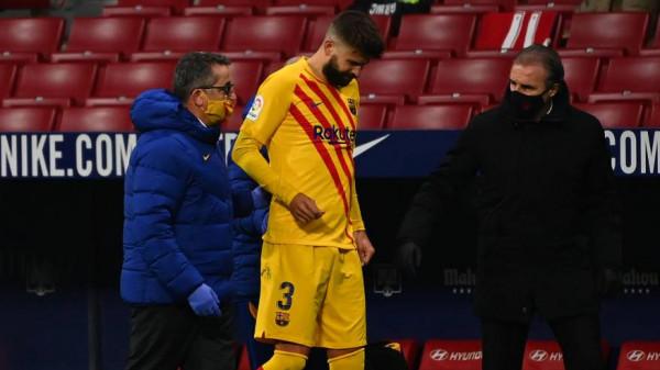 """قرار خطير لـ """"بيكيه"""" قد يكلفه إنهاء مسيرته مع برشلونة"""