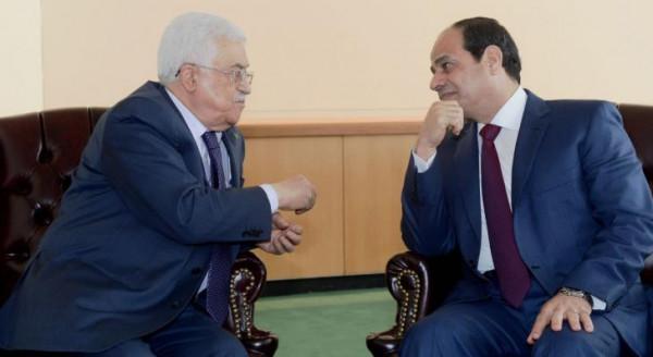 قمة في القاهرة بين الرئيسين عباس والسيسي اليوم