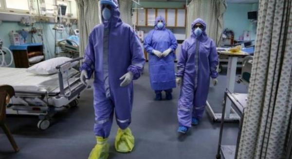 شاهد: الصحة بغزة تنشر تحديثاً للخارطة الوبائية لفيروس (كورونا)