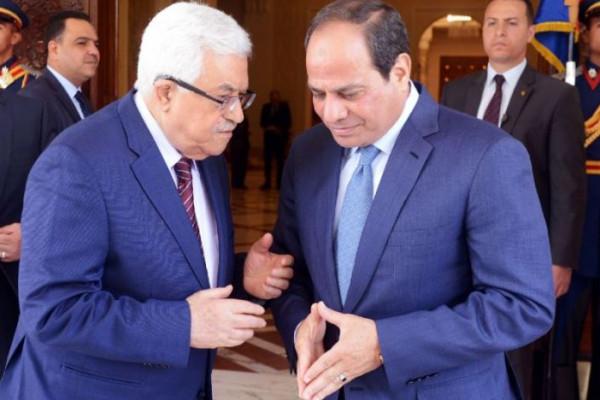 السيسي للرئيس عباس: مستمرون بالوقوف إلى جانب الفلسطينيين حتى نيل حقوقهم المشروعة