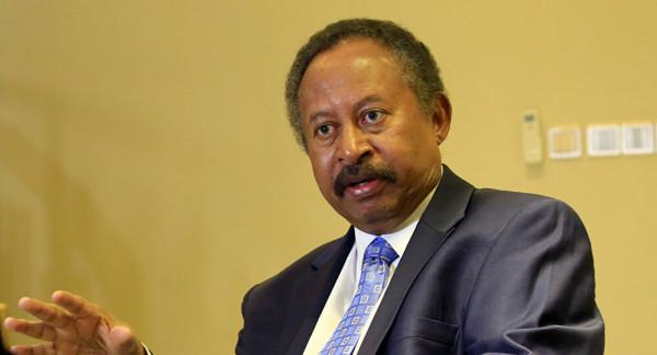 حمدوك: حكومة السودان المقبلة ستضم 25 إلى 26 وزيراً