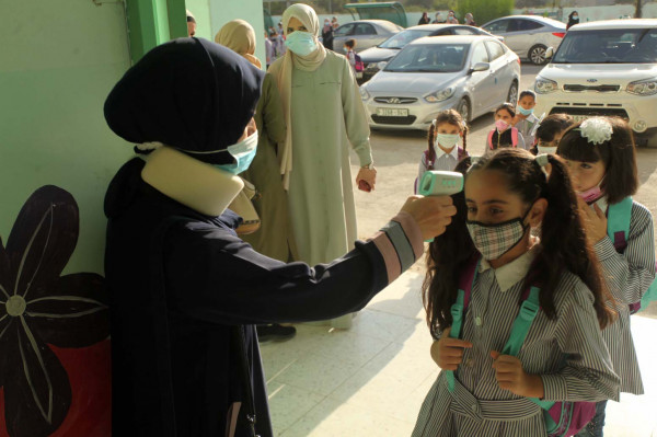 جنين: تعليق الدوام بعدد من مدارس المحافظة بسبب فيروس (كورونا)