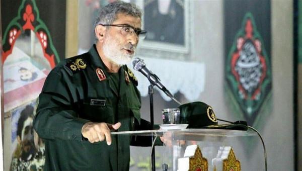 صحيفة لبنانية: قائد فيلق القدس زار لبنان سراً ووجه طلباً من (حزب الله)