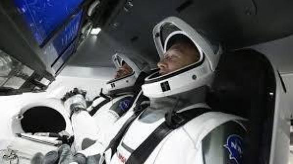 شاهد: (ناسا) ترسل أول رائد فضاء سيقيم 6 أشهر في الفضاء