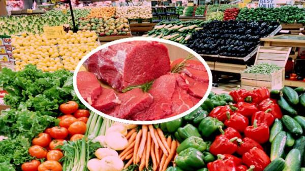 طالع أسعار الخضروات والفواكه واللحوم في أسواق غزة اليوم الثلاثاء