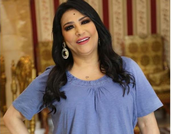 بدرية طلبة تطمئن جمهورها على صحتها