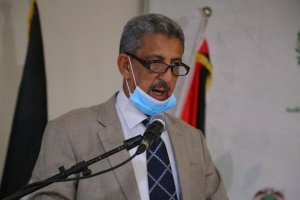 رئيس سلطة جودة البيئة يُعلن عن تطوير نظام المعلومات البيئي الفلسطيني