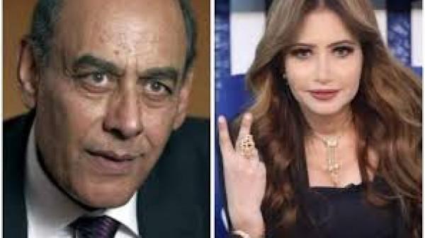 """شاهد: مي العيدان تعتذر لأحمد بدير بعد وصفه بـ""""الأقرع"""""""
