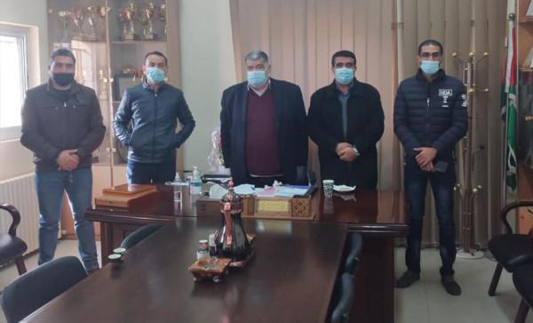 الخليل: مخالفة ثلاث منشآت غير ملتزمة بإجراءات السلامة