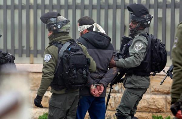 الاحتلال يعتقل أربعة مواطنين من تياسير