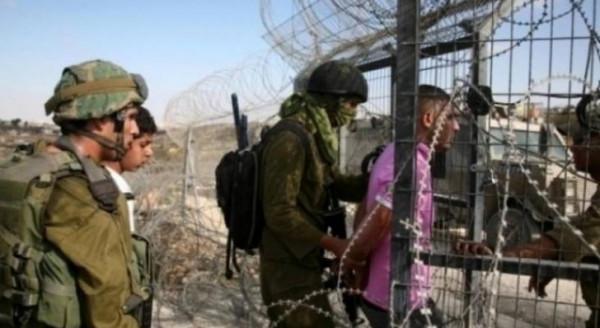 الاحتلال يعتقل شابًا من غزة بزعم اجتيازه السياج الحدودي